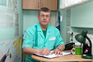 Бєлов Віктор Васильович лікар голкорефлексотерапевт, мануальний терапевт вищої категорії