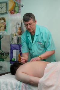 Процедура иглорефлексотерапии